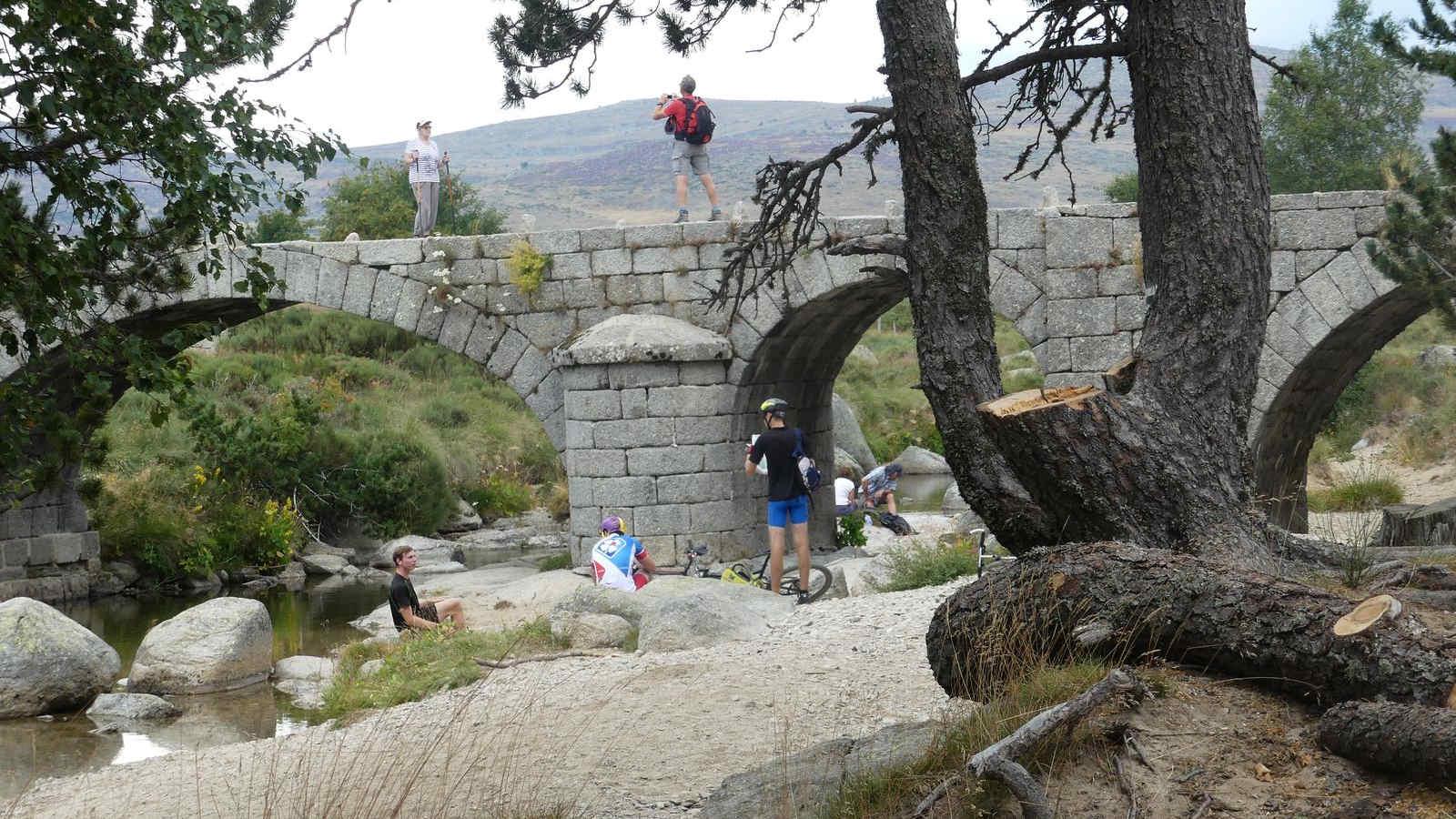 Vtt sur le Mont Lozère